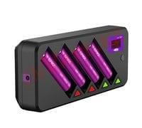 Efest LUC BLU 4 - зарядное устройство