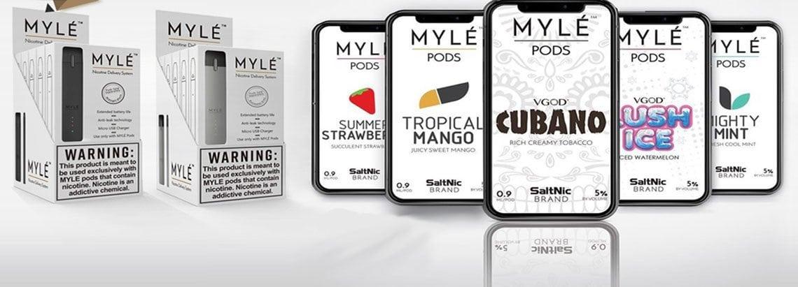 Myle Vapor Inc