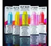 Apple Juice - Elf Bar Crystal 2500