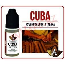 Cuba - абсолют табака