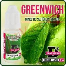 Greenwich - ароматизатор Drop Dream