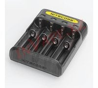 Nitecore Q4 - зарядное устройство