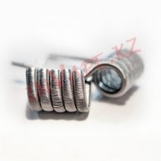 Fused Clapton Coil - спираль