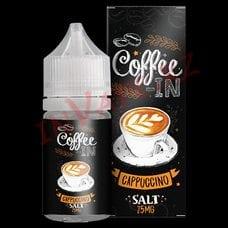 Cappuccino - жидкость Coffee-in SALT