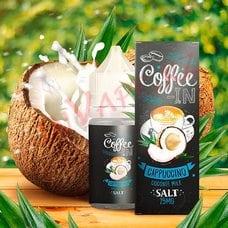 Cappuchino & Coconut Milk - жидкость Coffee-in SALT