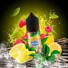 Honey, lemon tea, raspberry - жидкость Fantasy Drinks Salt