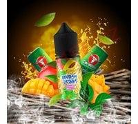 Oolong tea, mango, carabao - жидкость Fantasy Drinks Salt