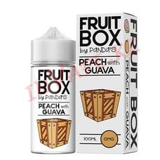 Peach with Guava - Fruit Box