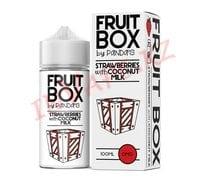 Strawberry & Coconut Milk жидкость Panda's