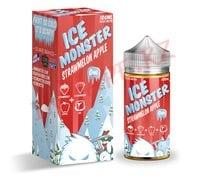 StrawMelon Apple - жидкость Ice Monster