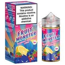 Blueberry Raspberry Lemon - жидкость Fruit Monster