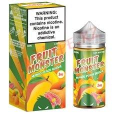 Mango Peach Guava - жидкость Fruit Monster