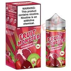 Strawberry Kiwi Pomegranate - жидкость Fruit Monster