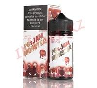 PB & Strawberry - жидкость Jam Monster (USA)