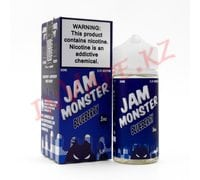 Blueberry - жидкость Jam Monster