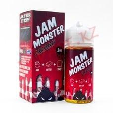Strawberry - жидкость Jam Monster