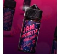 Mixed Berry - жидкость Jam Monster