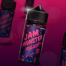 Mixed Berry - Jam Monster (USA)
