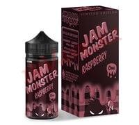 Raspberry - жидкость Jam Monster