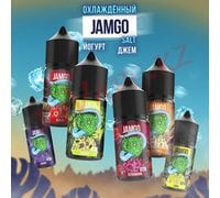 Cherniy жидкость Jamgo Salt