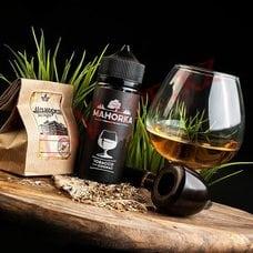 Tobacco with cognac - жидкость MAHORKA