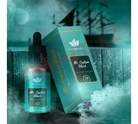 Menthol Tobacco жидкость Mr. Captain Black