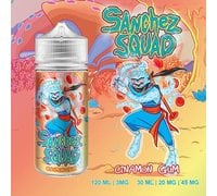 Cinamon Gum жидкость Sanchez Squad