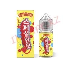 Raspberry Soda - Special Korean Taste SALT