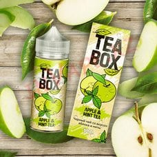 Apple & Mint Tea - Tea Box