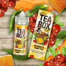 Brusnika & Honey Tea - Tea Box