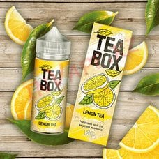 Lemon Tea - Tea Box