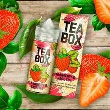 Strawberry & Basil Tea - Tea Box