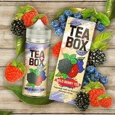 Wild Berry Tea - Tea Box