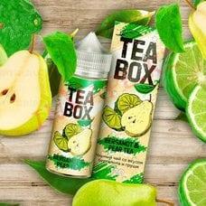Bergamot & Pear Tea - Tea Box