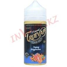 Заряд бодрости жидкость TrueVape